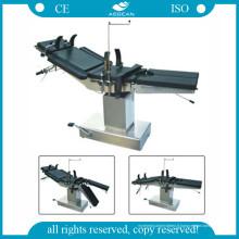 Table d'opération hydraulique réglable d'AG-Ot004 Tableau hydraulique d'opération Prix