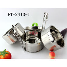 Stainless Steel More Layers Keep Warm Pot (FT-2413-1-XY)