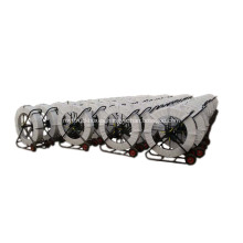 Snake Duct Rod Cable Laying Tool
