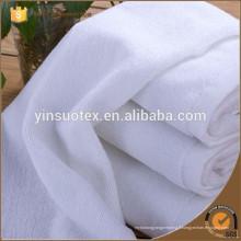 Serviette en coton épais à la vente chaude, toon jacquard serviette en coton d'hôtel
