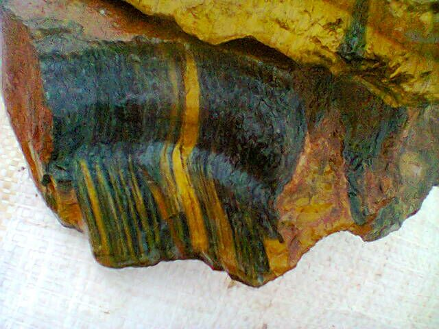 Blue Tiger Eye Natural