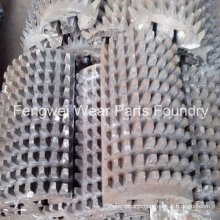 High Manganese Coal Crusher Wear Part/Tooth