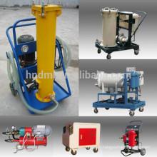 Filtres à huile de déshydratation par coalescence Fabricant de chariots portables pour filtres à huile fabriqués en Chine