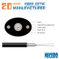 G657a1 lszh fiber optic FTTH drop cable GJXFH price list