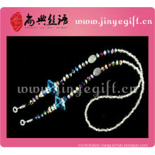 Fashion Accessory Bling Sparkly Crystal Bead Glasses Neck Strap