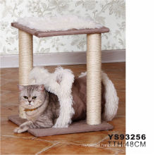 Long Fur Guaranteed Quality Unique Faux Fur Cat Tree Deluxe