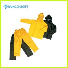 PVC imperméable en PVC PVC imperméable T et pantalons