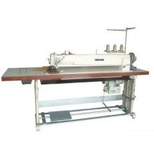 Máquina de costura pesada de três agulhas de braço longo com ponto fixo para colchões de dormir de verão
