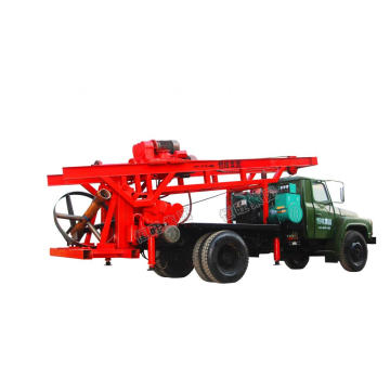 Reverse Bor 180m Circulation Drilling Rig