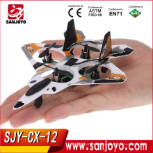 Airplane Rc With LED CX-12 Mini Plane Kids Gift