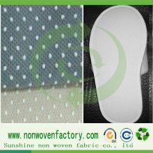 PP Nonwoven Non Slip Slipper Fabric