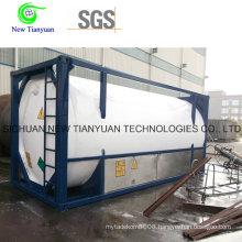 Cryogenic Tanker Pressure Vessel for Vaporizing Station