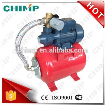CHIMP Venda quente 0.75HP AUQB70 100L uso doméstico com tanque Automático QB Bomba de Água