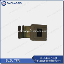 Genuine TFR PICKUP Engine Hood Lever 8-94474-734-0