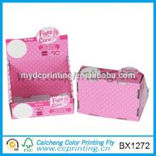 Custom pop paper display box