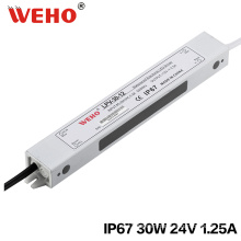 IP67 24V 30W LED Waterproof Switching Power Supply