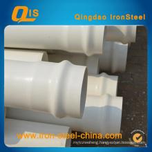 Municipal UPVC Pipes DIN Pn10 (Rubber Ring, socket)