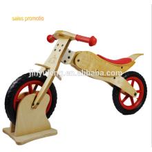 Bicicleta de equilibrio para niños / balancín / bicicleta de madera alemana / balancín de ejercicio