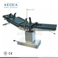 AG-OT004 Equipo quirúrgico para la terapia del paciente mesa de la sala de operaciones del hospital médico