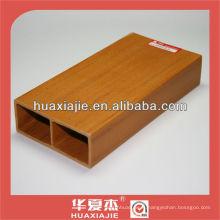 Revêtement en wpc en bois composite en plastique