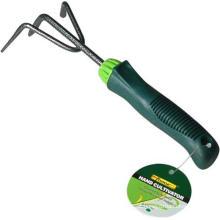 Cultivador de aço da mão do ancinho da mão do jardim das ferramentas de jardim