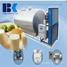 Équipement personnalisé de traitement du lait frais