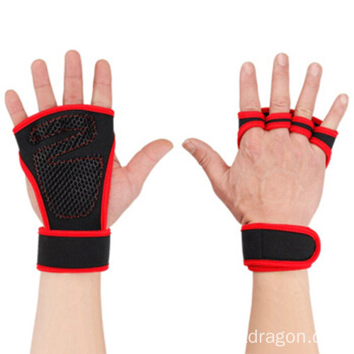 Grips Hand Palm Protector Weight Lifting Gloves Custom Gym Fitness Gloves