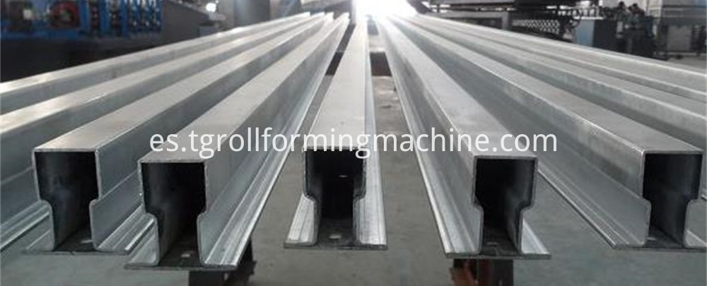 Elevator Roller Guides Rail Forming Machine