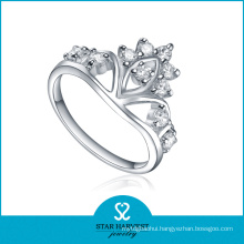 Latest Star Silver Ring Jewellery in Stock for Women (R-0507)