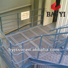 Stainless Steel Grating Walkway