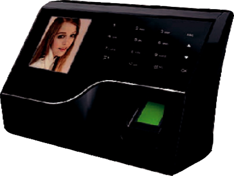 High Quality Facial Algorithum Attendance Machine