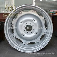 Roda de rodas agrícolas, rodas de colheita com alto desempenho