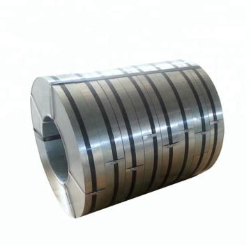 Strip Baja Galvanis Seng-Coated Gi Steel Strip Coil