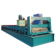 Machine à laminer en acier