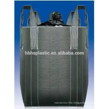 FIBC bulk jumbo bags with four loops
