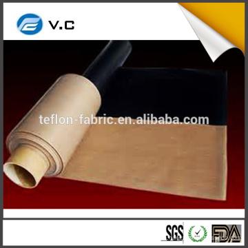 China Lieferant PFOA freie Wärmedämmung Teflon Tuch Preis