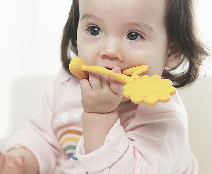 Silicone Animals Teething Teether Toys
