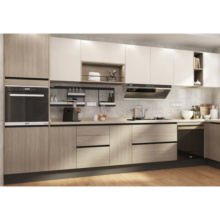 Environmental Household Wooden Kitchen Cabinets