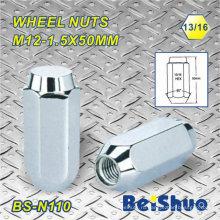 Алюминиевая латунная алюминиевая латунная гайка для грузовика BS-N110