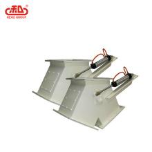 Steel/Stainless Steel Feed Three Way