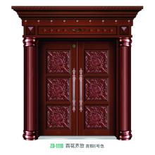 modelos de puertas de hierro forjado