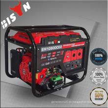 BISON Marca OHV 2.5kw generador de gasolina de doble voltaje