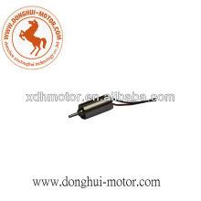 6mm 3v DC Mini moteur électrique sans noyau
