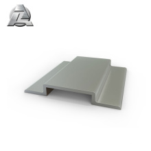 tongue and groove aluminum extrusions profile