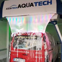 Combien coûte une machine automatique de lavage de voiture