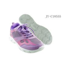 Ate para arriba los zapatos púrpuras 2015 del deporte