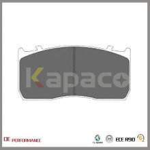 WVA 29115 Kapaco Change Brake Pads Prix Freins à disque arrière OE 81508208085 Pour Mercedes Benz