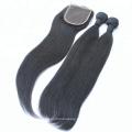 Wholesale Virgin Remy Human Hair Silky Base 4x4 Lace Closure