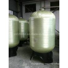 PE Liner Fiberglass Tank FRP Pressure Vessel for Water Softener