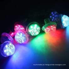 35mm ucs1903 ws2811 dc12V / 24 v rgb pixel dmx Levou dot iluminação para decoração de diversões passeios